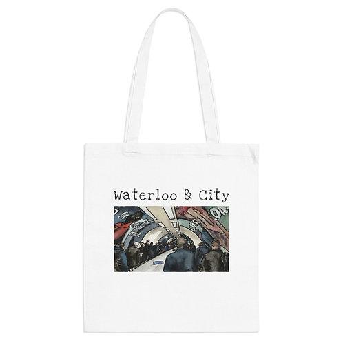 Waterloo & City I - Tote Bag