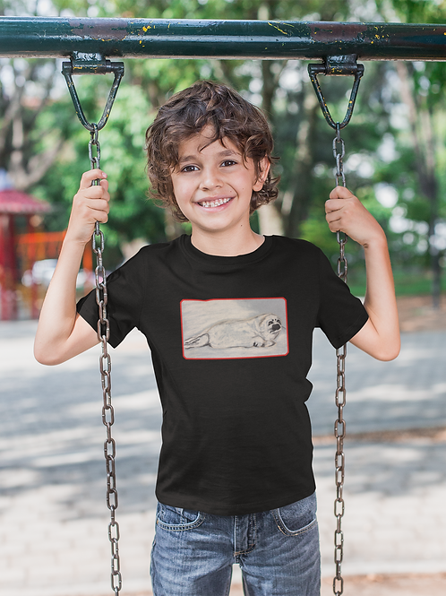 Seal - Kids Softstyle Tee