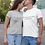 Thumbnail: Embodying more love - Oracle Girl - Unisex Organic Slim Fit Cotton T-Shirt