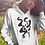 Thumbnail: The world must return - Oracle Girl - Unisex essential eco hoodie