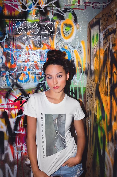 Waterloo & City IV - Women's Organic Fitted T-shirt