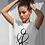 Thumbnail: 2 as 1 - Oracle Girl - Women's Organic Fitted T-shirt