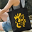 Thumbnail: Gold and togetherness - Oracle Girl - Organic cotton Tote Bag