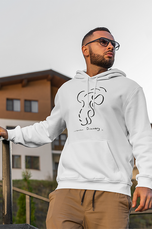 Discovery - Oracle Girl - Unisex essential eco hoodie