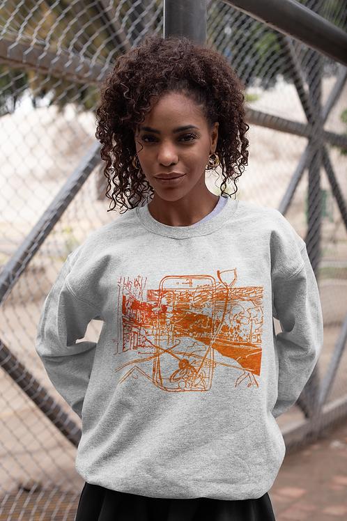 Bermondsey Street - Women's Organic Rise Sweatshirt