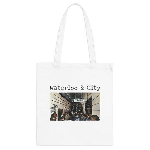 Waterloo & City III - Tote Bag