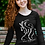 Thumbnail: The power of the land - Oracle Girl - Unisex Ethical Long Sleeve Tee