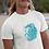 Thumbnail: Waves - Unisex organic cotton t-shirt