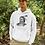 Thumbnail: Sitting Bull - Ethical unisex hoodie