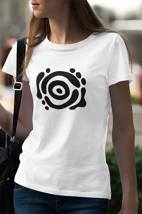 Listening to myself - Oracle Girl - Unisex Slim Fit Organic Cotton T-Shirt