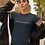 Thumbnail: The future is positive - Oracle Girl - Unisex organic cotton t-shirt