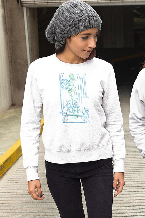 Vanity - Women's Organic Rise Sweatshirt