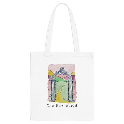 The New World - Tote Bag