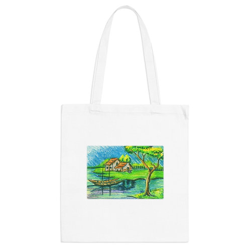 Tranquility - Tote Bag