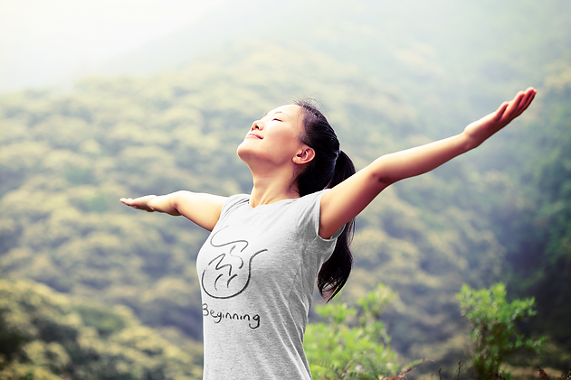 t-shirt-mockup-of-a-joyful-woman-spreadi