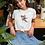 Thumbnail: Hummingbird - Unisex organic cotton t-shirt