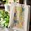 Thumbnail: Grow organic, eat organic, wear organic - Organic Tote Bag