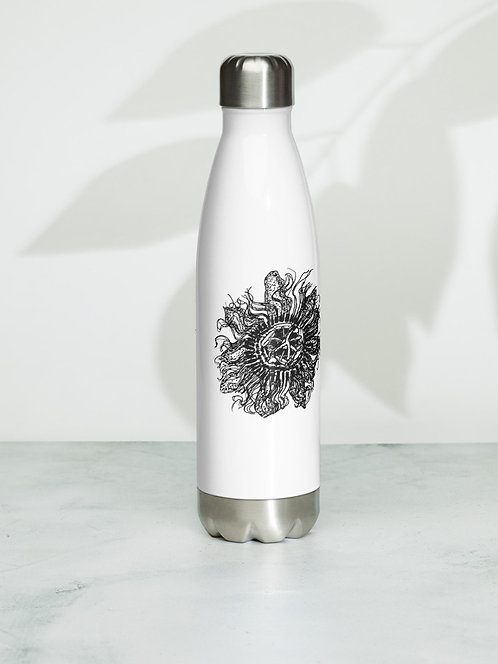 Passiflora - Ethical Stainless Steel Water Bottle