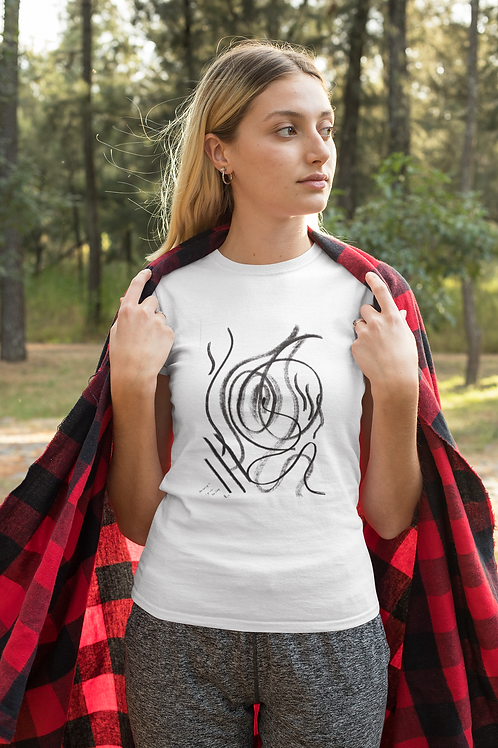 The calling - Oracle Girl - Women's Organic Fitted T-shirt