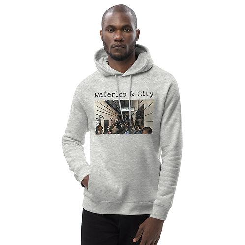 Waterloo & City III - Unisex eco pullover hoodie