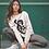 Thumbnail: Earth changes are coming - Oracle Girl - Unisex eco sweatshirt