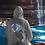Thumbnail: Infinite universe - Ethical unisex lightweight full zip hoodie