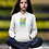 Thumbnail: The Full Power of Nature - Women's Cruiser Organic Hoodie