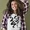 Thumbnail: The world must return - Oracle Girl - Unisex organic cotton t-shirt