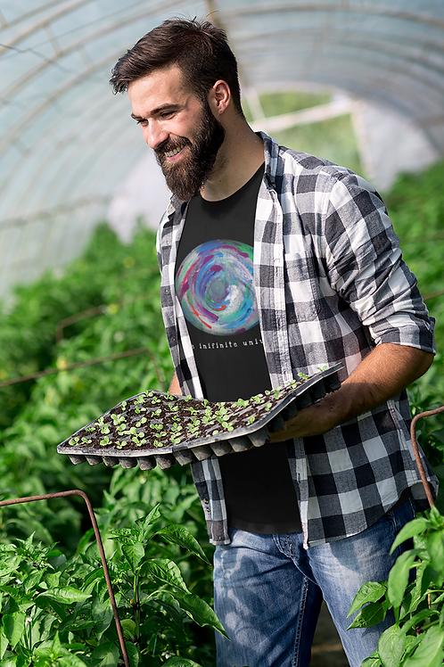 The Infinite Universe - Men's Organic T-shirt