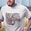 Thumbnail: Richmond to Waterloo I - Men's Organic T-shirt