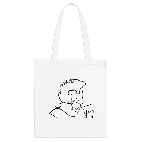 Boy profile - Tote Bag