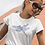Thumbnail: Anisoptera - Women's organic cotton fitted tee