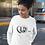 Thumbnail: Love - Oracle Girl - Unisex eco sweatshirt