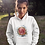 Thumbnail: Heart centre - Ethical Unisex hoodie