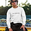 Thumbnail: Just relaxing - Oracle Girl - Unisex Ethical Long Sleeve Tee
