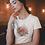 Thumbnail: Heart centre - Unisex organic cotton t-shirt