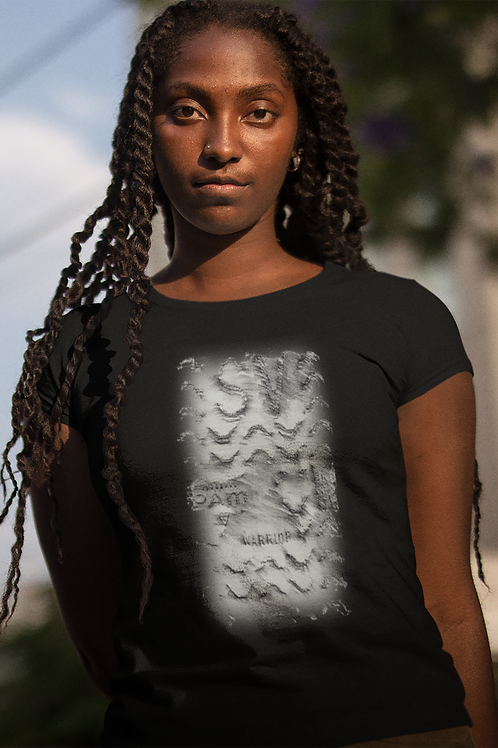 Warrior - Women's Organic Fitted T-shirt