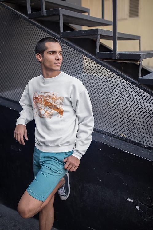 Bermondsey Street - Men's Organic Rise Sweatshirt