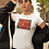 Thumbnail: This is the time of the red sun - Women's Organic Fitted T-shirt