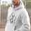 Thumbnail: 2 as 1 - Oracle Girl - Unisex essential eco hoodie