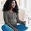 Thumbnail: Pregnancy - Oracle Girl - Unisex Ethical Long Sleeve Tee