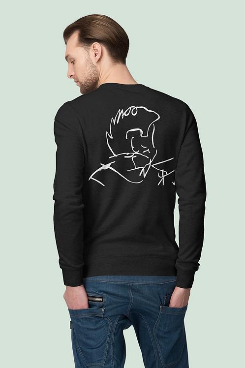 Boy profile - Men's Organic Rise Reverse Sweatshirt