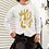 Thumbnail: Gold and togetherness SE - Oracle Girl - Ethical Unisex Long Sleeve Tee
