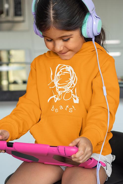 Beats! - Kids Hoodie