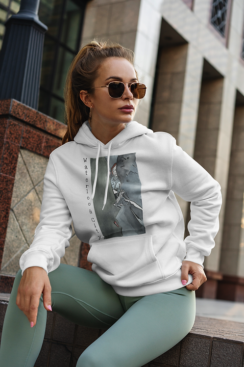 Waterloo & City IV - Women's Cruiser Organic Hoodie