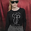Thumbnail: Discovery - Oracle Girl - Unisex ethical Long Sleeve Tee