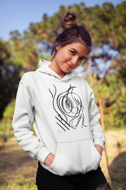 The calling - Oracle Girl - Unisex essential eco hoodie