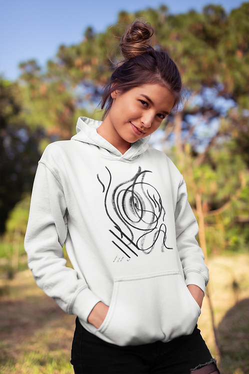 The calling - Oracle Girl - Unisex Cruiser Organic Hoodie