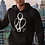 Thumbnail: 2 as 1 - Oracle Girl - Unisex eco pullover hoodie