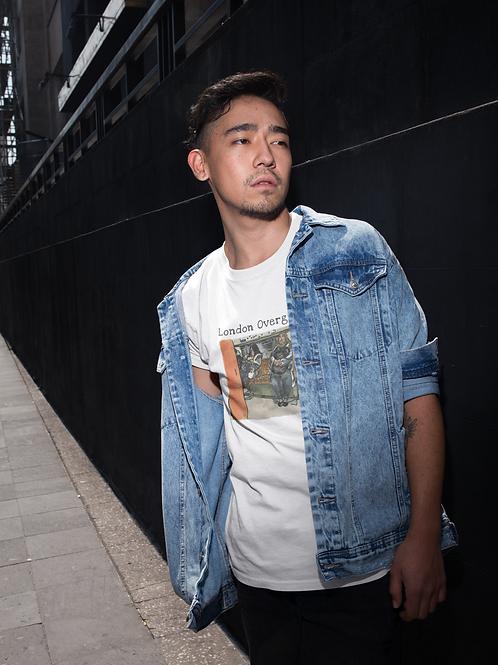 London Overground - Men's Organic T-shirt